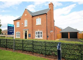 Thumbnail 4 bed detached house for sale in Saxon Manor, Kettlebrook, Tamworth