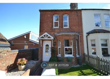Thumbnail 3 bed semi-detached house to rent in Shaftesbury Road, Tunbridge Wells