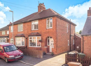 Thumbnail 3 bed semi-detached house for sale in Cromwell Road, Melton Mowbray
