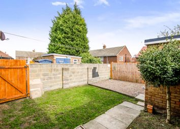 Thumbnail 2 bed terraced house for sale in Langdale Close, Castleford