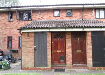 Thumbnail 1 bed flat to rent in Lea Yield Close, Stirchley