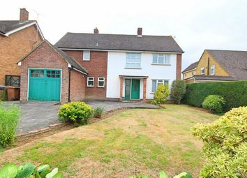Thumbnail 3 bed detached house for sale in Lodge Avenue, Chelmsford, Essex