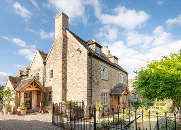 Thumbnail 5 bed detached house for sale in Kent End, Ashton Keynes, Swindon, Wiltshire