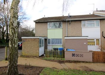 Thumbnail 3 bed end terrace house for sale in Jamieson Place, New Costessey, Norwich