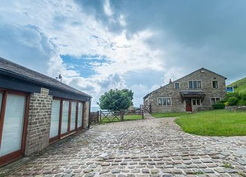 Thumbnail 4 bedroom detached house for sale in Oakenhead Wood Old Road, Rawtenstall, Rossendale