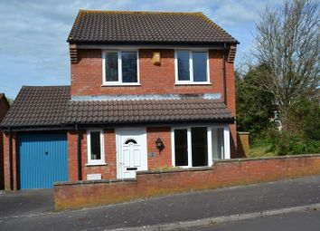 Thumbnail 3 bedroom detached house to rent in Pendragon Park, Glastonbury