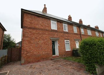 Thumbnail 3 bed semi-detached house for sale in Benson Road, Walker, Newcastle Upon Tyne
