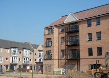 Thumbnail 2 bed flat to rent in Marbled White Court, Little Paxton, St. Neots