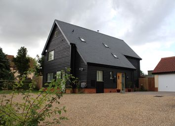 Thumbnail 3 bed detached house to rent in The Street, Hepworth, Diss