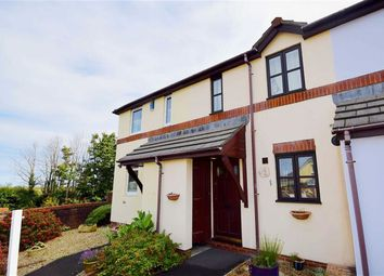 Thumbnail 2 bed terraced house for sale in Ensign Court, Westward Ho, Bideford