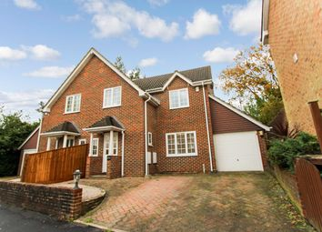 3 bed semi-detached house for sale in Vermont Close, Bassett, Southampton SO16