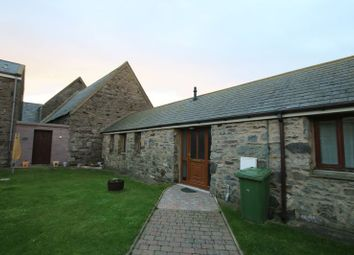 Thumbnail 1 bed cottage to rent in 6 Strand Hall Farm Cottages, Shore Road, Rushen