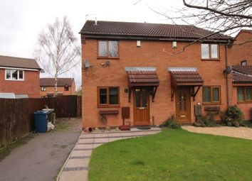 Thumbnail 3 bed semi-detached house to rent in Furness Grove, Stafford