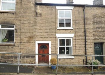 Thumbnail 2 bed terraced house for sale in Mellor Road, New Mills, High Peak