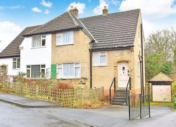 Thumbnail 3 bed semi-detached house for sale in Dorset Crescent, Harrogate