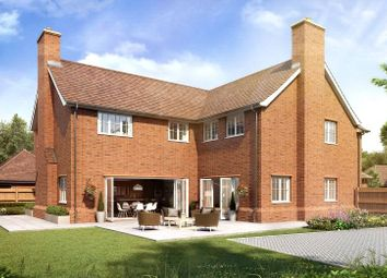 Thumbnail 5 bed detached house for sale in Crown Gardens, Crown Lane, Farnham Royal