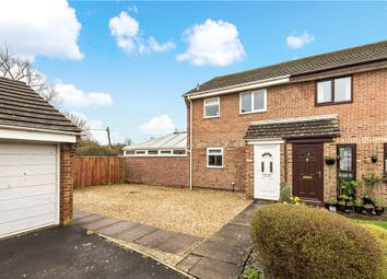 Thumbnail 3 bedroom semi-detached house for sale in Meadow View, Charminster, Dorchester, Dorset