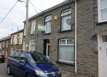 Thumbnail 3 bed terraced house for sale in 32 Prospect Place Treorchy, Rhondda