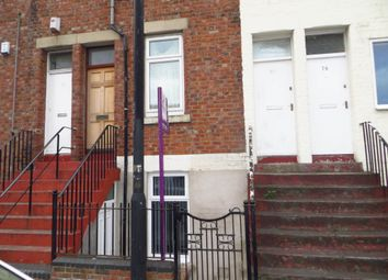 Thumbnail 1 bed flat to rent in Condercum Road, Benwell