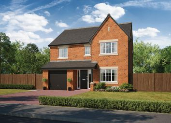 Thumbnail 4 bed detached house for sale in The Green, South Road, Durham