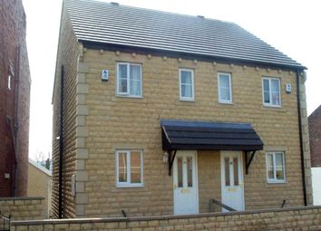 Thumbnail 3 bed detached house to rent in The Knowl, Mirfield, West Yorkshire