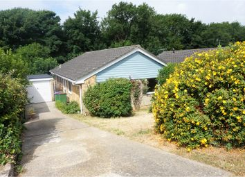 Thumbnail 3 bed detached bungalow for sale in Seabrook Court, Hythe