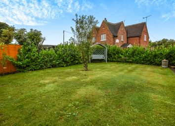 Thumbnail 2 bed terraced house for sale in Turnpike Road, Husborne Crawley, Bedford