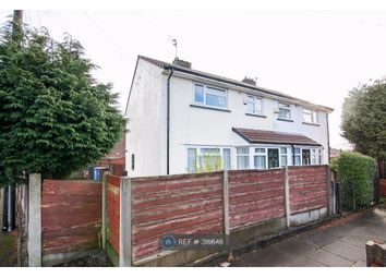 Thumbnail 3 bed semi-detached house to rent in Langworthy Avenue, Little Hulton, Manchester