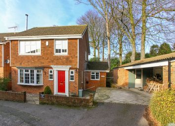 Thumbnail 3 bed detached house for sale in Church Lane, Ringwould, Deal