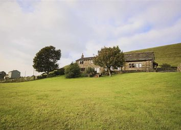 Thumbnail 4 bed farmhouse for sale in Haslingden Old Road, Rawtenstall, Lancashire