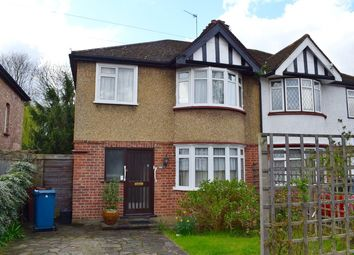 Thumbnail 3 bed semi-detached house for sale in Belsize Road, Harrow Weald