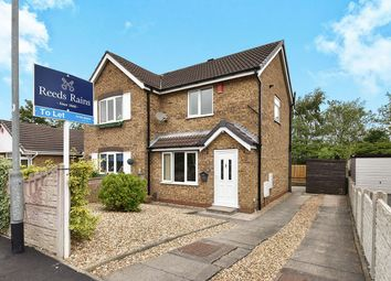 Thumbnail 2 bed semi-detached house to rent in Normanton Grove, Adderley Green, Stoke-On-Trent