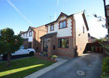 Thumbnail 3 bed detached house for sale in Willow Road, Alverthorpe, Wakefield, West Yorkshire