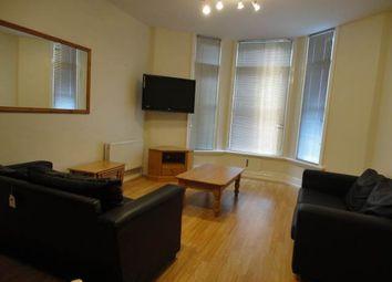 Thumbnail 6 bed flat to rent in Flat 2 George House, 36 Osborne Road, Jesmond