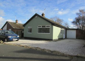 Thumbnail 2 bed detached bungalow for sale in Greenhill Road, Seddons Farm, Bury