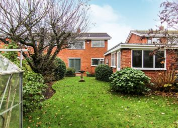Thumbnail 3 bedroom semi-detached house for sale in Gwendoline Close, Thingwall, Wirral