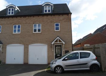 Thumbnail 3 bed detached house for sale in Waterfield Avenue, Warsop, Mansfield