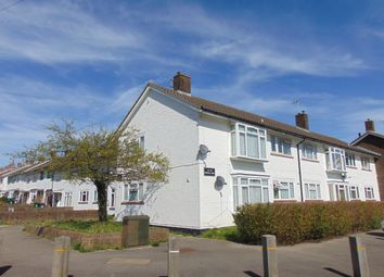 Thumbnail 2 bed maisonette for sale in Boswell Road, Tilgate, Crawley