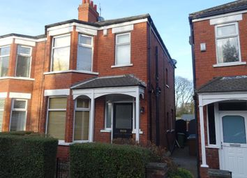 Thumbnail 3 bed semi-detached house to rent in Swanland Road, Hessle