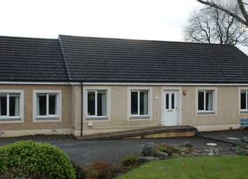 Thumbnail 4 bedroom detached bungalow for sale in Haugh Road, Dalbeattie