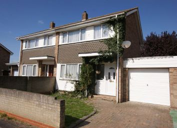 Thumbnail 3 bed property for sale in Norset Road, Fareham