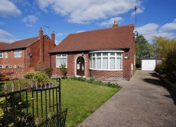 Thumbnail 2 bed detached bungalow for sale in Spittal Hardwick Lane, Pontefract