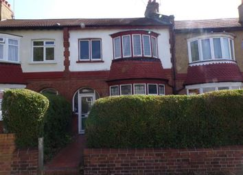 Thumbnail 3 bed terraced house for sale in Clifton Road, London