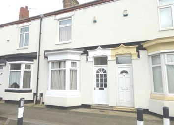 Thumbnail 2 bedroom terraced house for sale in Marlborough Road, Stockton-On-Tees