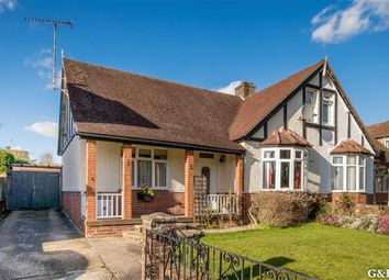 Thumbnail 2 bed semi-detached bungalow for sale in Northumberland Avenue, Ashford, Kent
