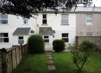 Thumbnail 3 bed terraced house to rent in Chyvelah Terrace, Threemilestone, Truro