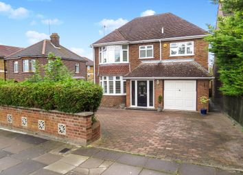 Thumbnail 4 bed detached house for sale in Meadway, Dunstable