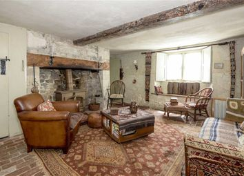 Thumbnail 3 bedroom cottage for sale in High Street, Ashbury, Oxfordshire