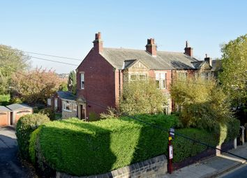 Thumbnail 4 bed semi-detached house for sale in Station Road, Ossett