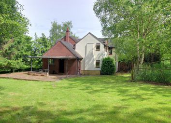 Thumbnail 3 bed detached house for sale in Wood Edge Lane, Marchington, Uttoxeter